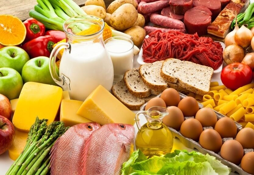 regime proteines